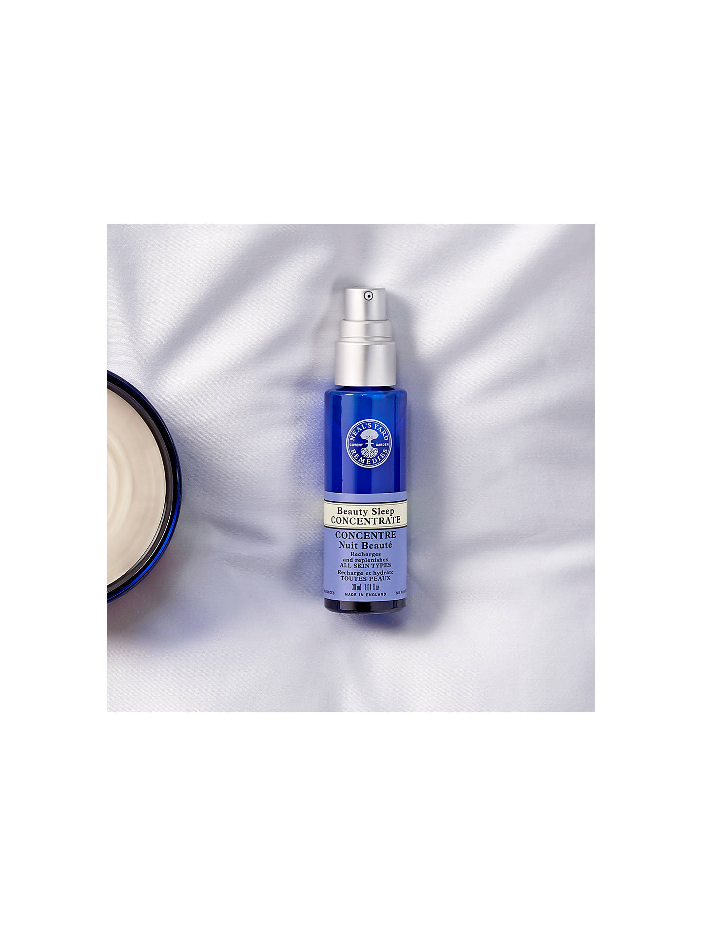 Buy Neal's Yard Remedies Beauty Sleep Concentrate Moisturiser, 30ml Online at johnlewis.com