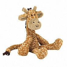 Buy Jellycat Merryday Giraffe Soft Toy, Medium Online at johnlewis.com