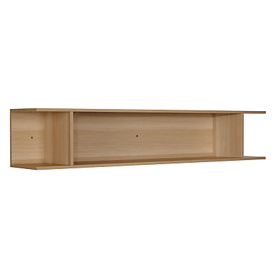 House by John Lewis Mix it 120cm Floating Shelf Unit