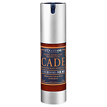 Buy L'Occitane Cade Wood Protective SPF20 Moisturising Fluid, 30ml Online at johnlewis.com