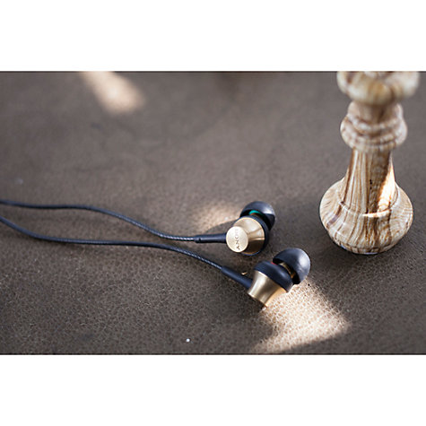 Buy Sony MDR-EX650 In-Ear Headphones with Mic/Remote, Brass Online at johnlewis.com