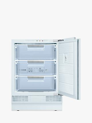 Bosch GUD15A50GB Integrated Freezer, A+ Energy Rating, 60cm Wide