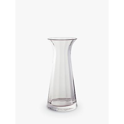Dartington Crystal Florabundance Large Conical Vase, H22cm