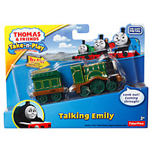 Buy Fisher-Price Thomas The Tank Engine Talking Thomas & Friends, Assorted Online at johnlewis.com