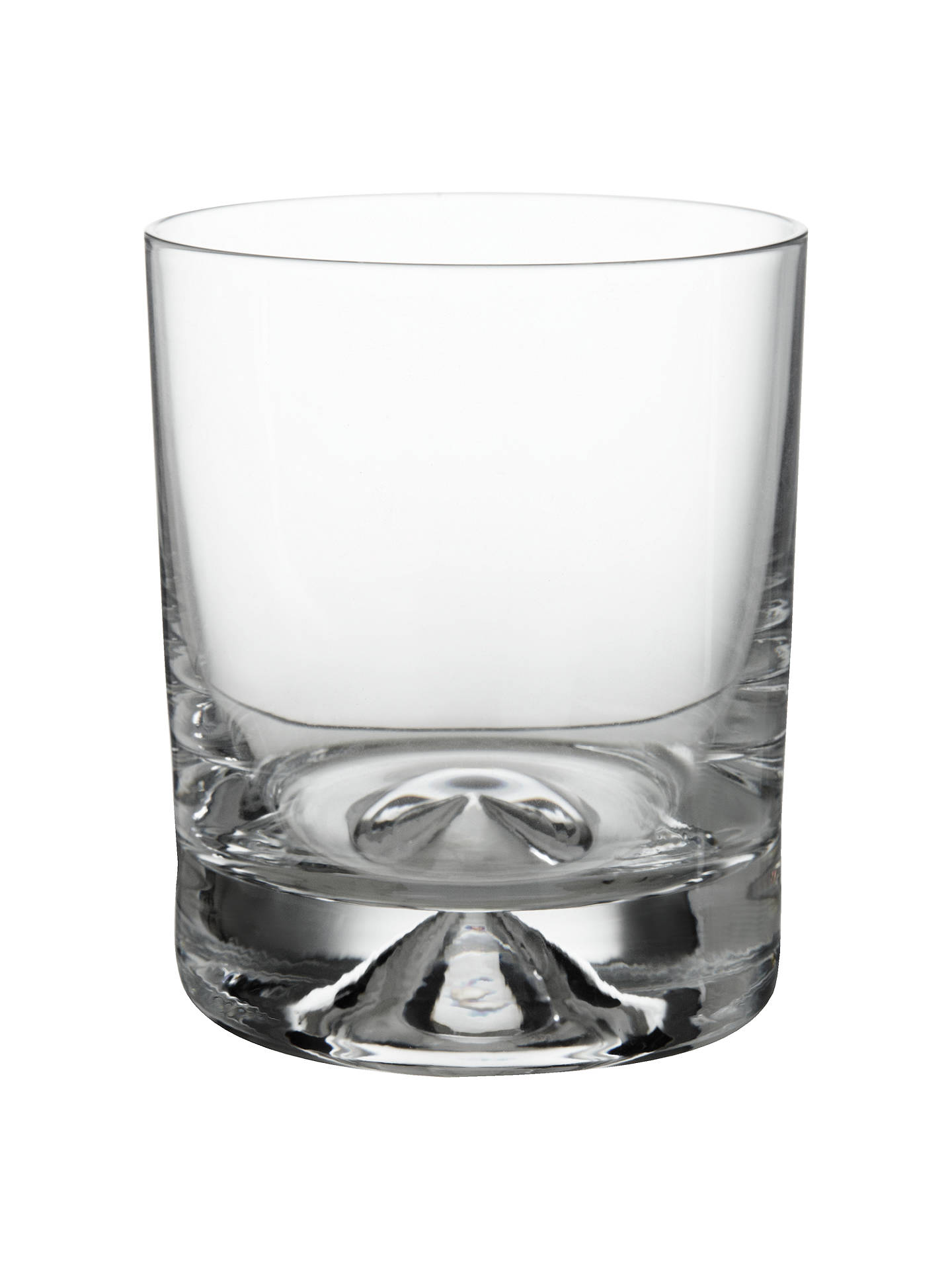 BuyJohn Lewis & Partners Cocktail Pyramid Short Glass, Set of 4 Online at johnlewis.com