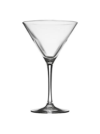 John Lewis & Partners Gin Martini Glasses, Set of 4, 300ml, Clear