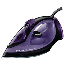 Buy Philips GC2048/80 EasySpeed Steam Iron Online at johnlewis.com
