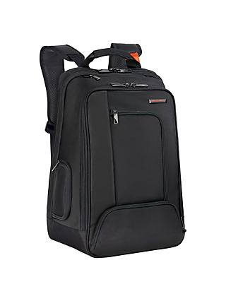 "Briggs & Riley Verb Accelerate 17"" Laptop Backpack, Black"