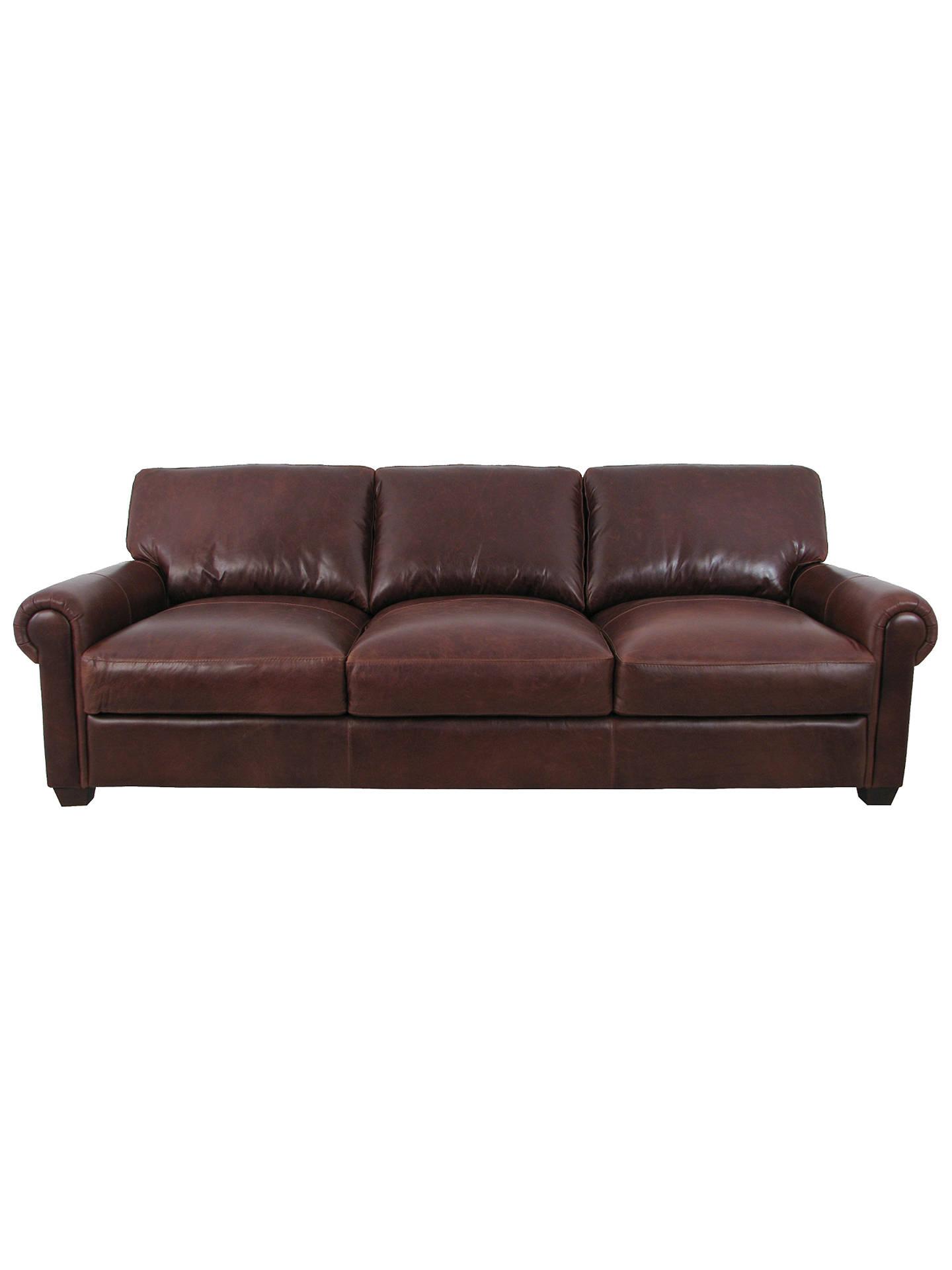 Strange John Lewis Modena Grand Leather Sofa Splendour Chestnut At Forskolin Free Trial Chair Design Images Forskolin Free Trialorg