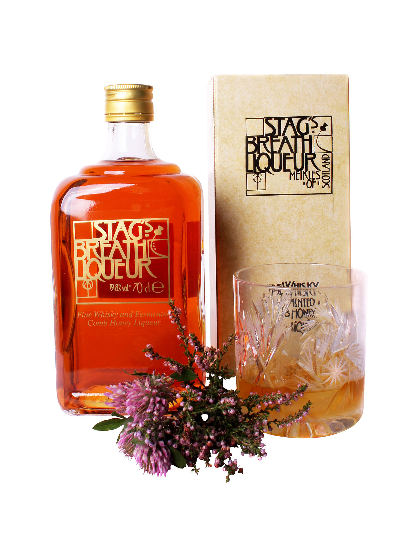 Buy Stag's Breath Malt Whisky Liqueur, 70cl Online at johnlewis.com