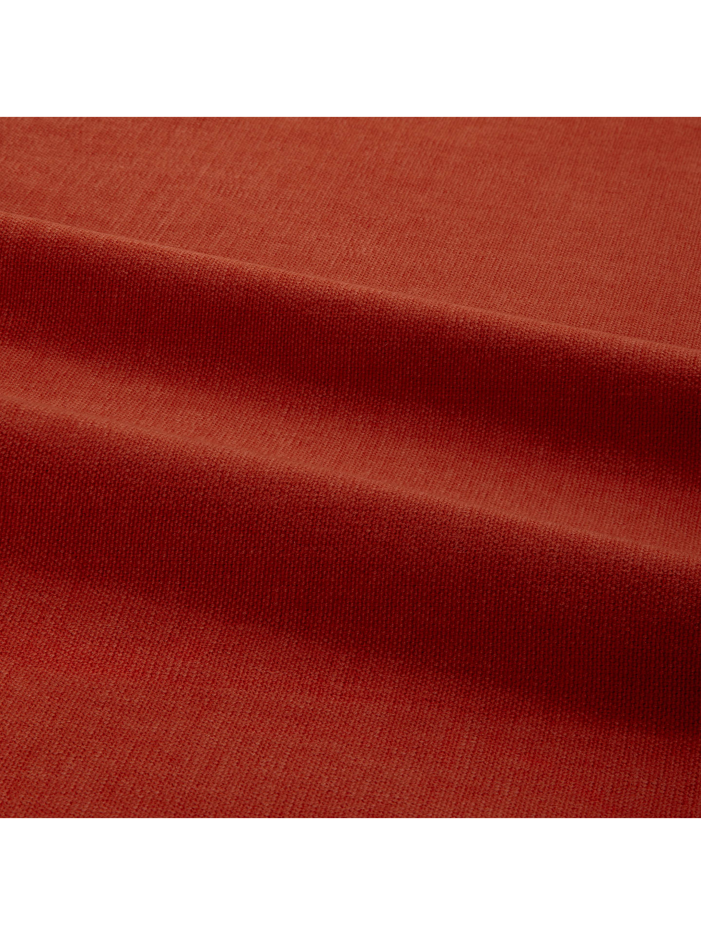 BuyJohn Lewis & Partners Luna Furnishing Fabric, Paprika Online at johnlewis.com
