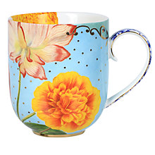 Buy PiP Studio Royal Flower Mug, Large Online at johnlewis.com