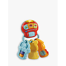 Buy VTech Baby My 1st Car Key Rattle Online at johnlewis.com