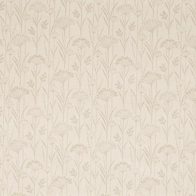John Lewis & Partners Anemone Linen Furnishing Fabric, Natural