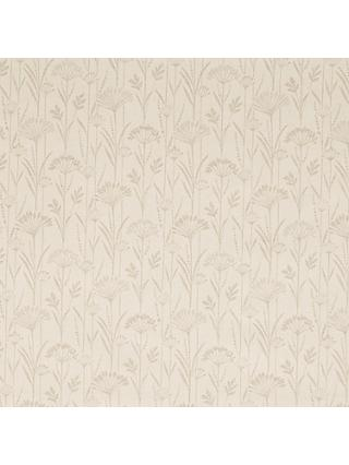 John Lewis & Partners Anemone Linen Furnishing Fabric, Natural