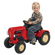 Buy BIG Porsche Diesel Junior Ride On Tractor Online at johnlewis.com