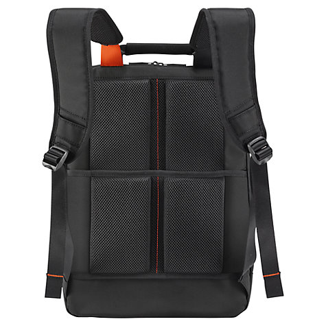 "Buy Briggs & Riley Verb Activate 15.6"" Laptop Backpack, Black Online at johnlewis.com"