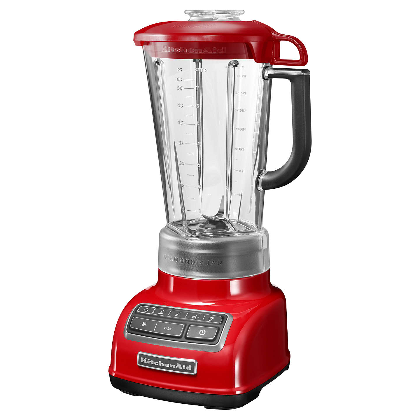 KitchenAid Diamond Blender | Empire Red at John Lewis