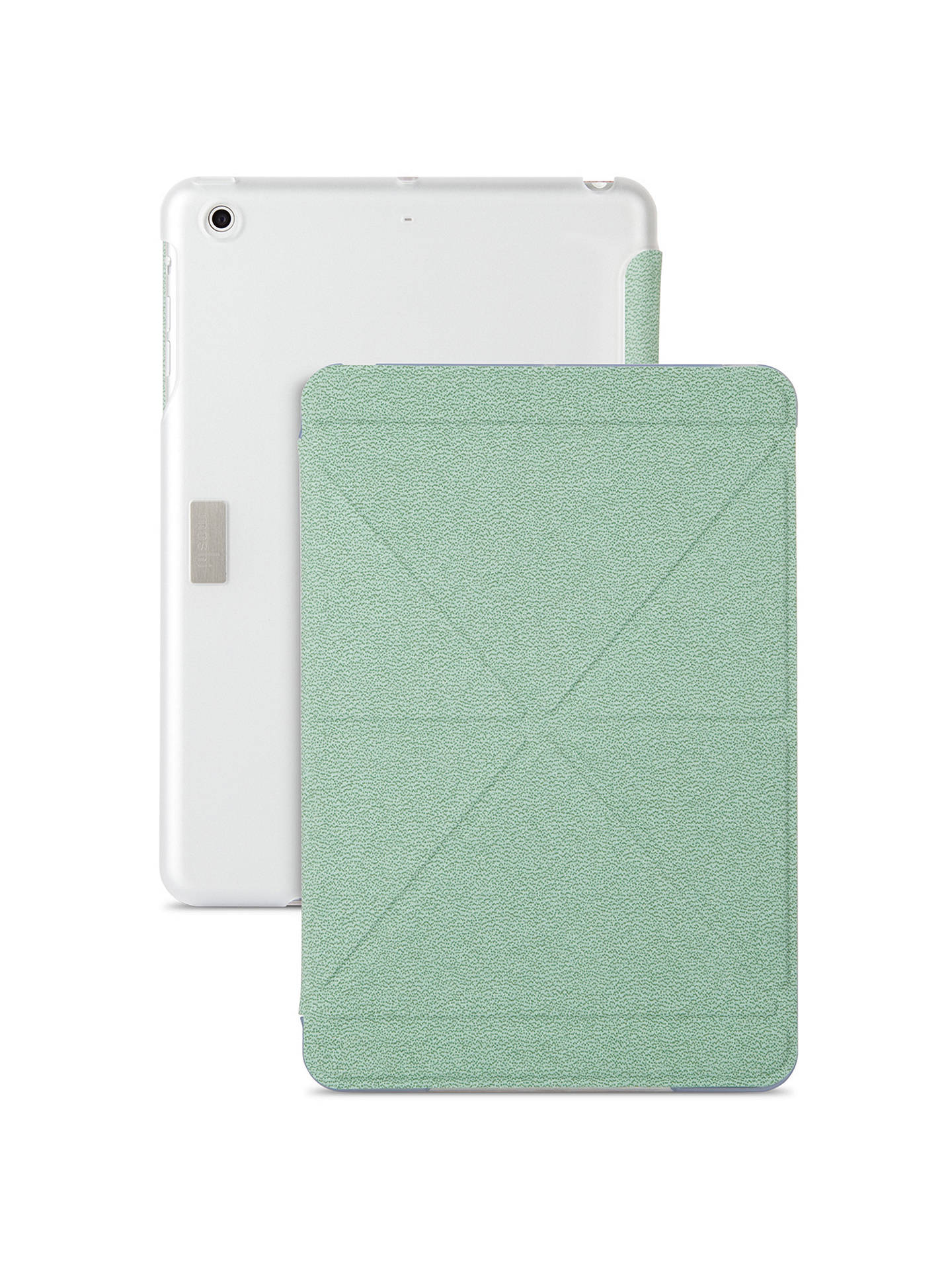 brand new 09aea 5e0ad Moshi VersaCover with Autowake for iPad mini 2 & 3 at John Lewis ...