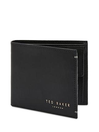 Ted Baker Anthonys Leather Bifold Wallet