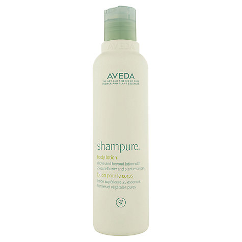 Buy AVEDA Shampure™ Body Lotion, 200ml Online at johnlewis.com