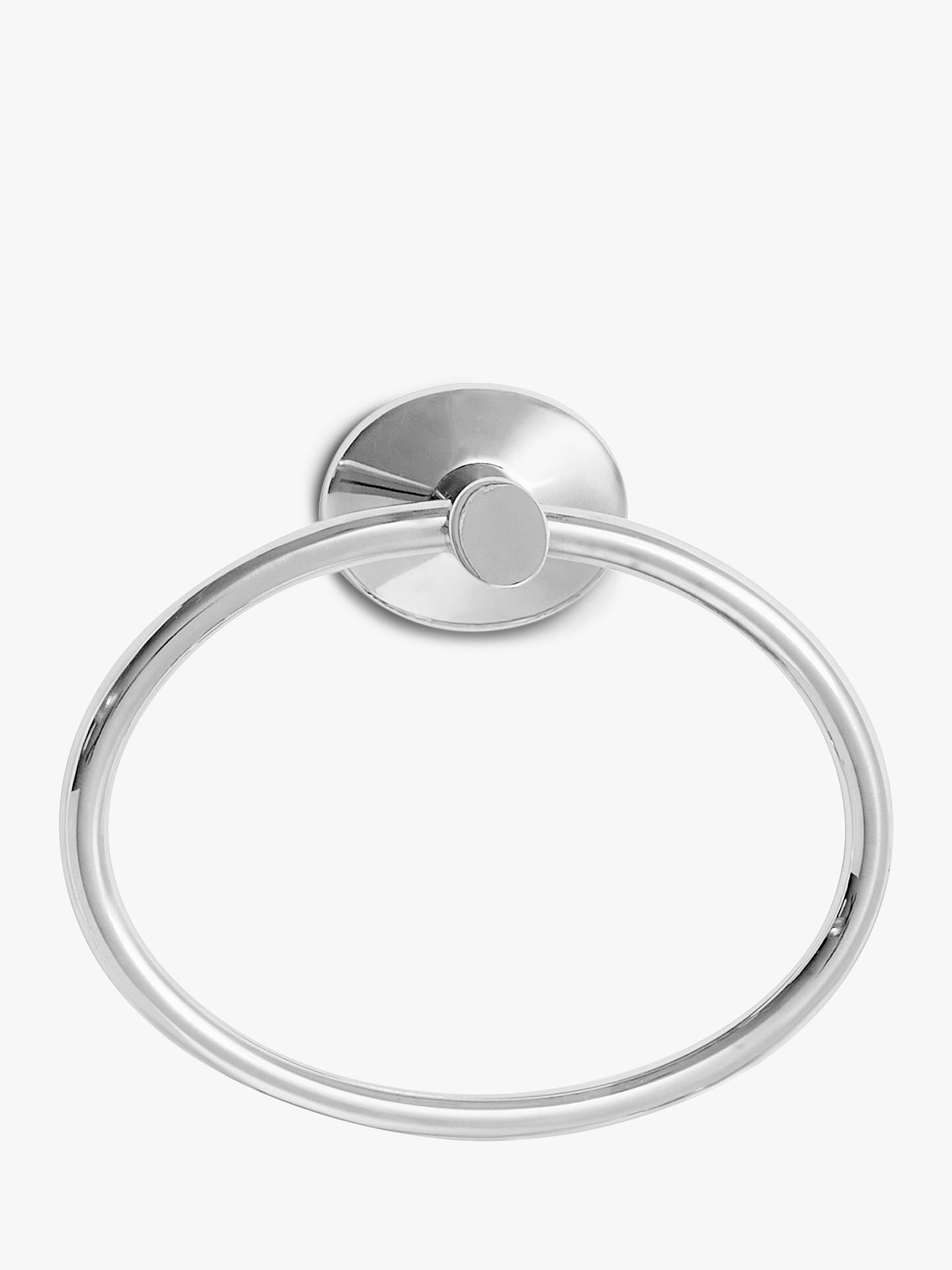 Buy Robert Welch Oblique Towel Ring Online at johnlewis.com