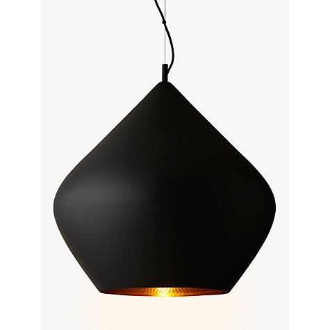 Buy Tom Dixon Stout Beat Pendant Light Online at johnlewis.com