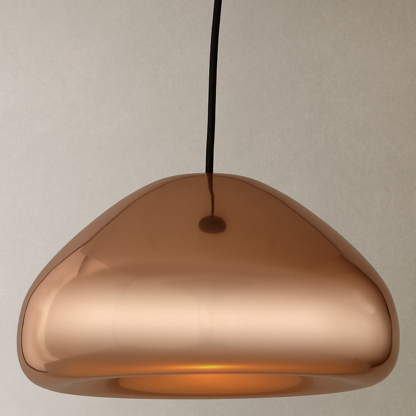 Buy tom dixon void pendant light john lewis buy tom dixon void pendant light online at johnlewis aloadofball Images