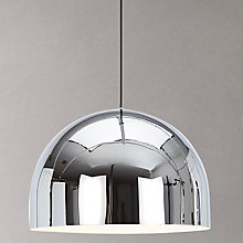 Buy Tom Dixon Bell Pendant Light Online at johnlewis.com