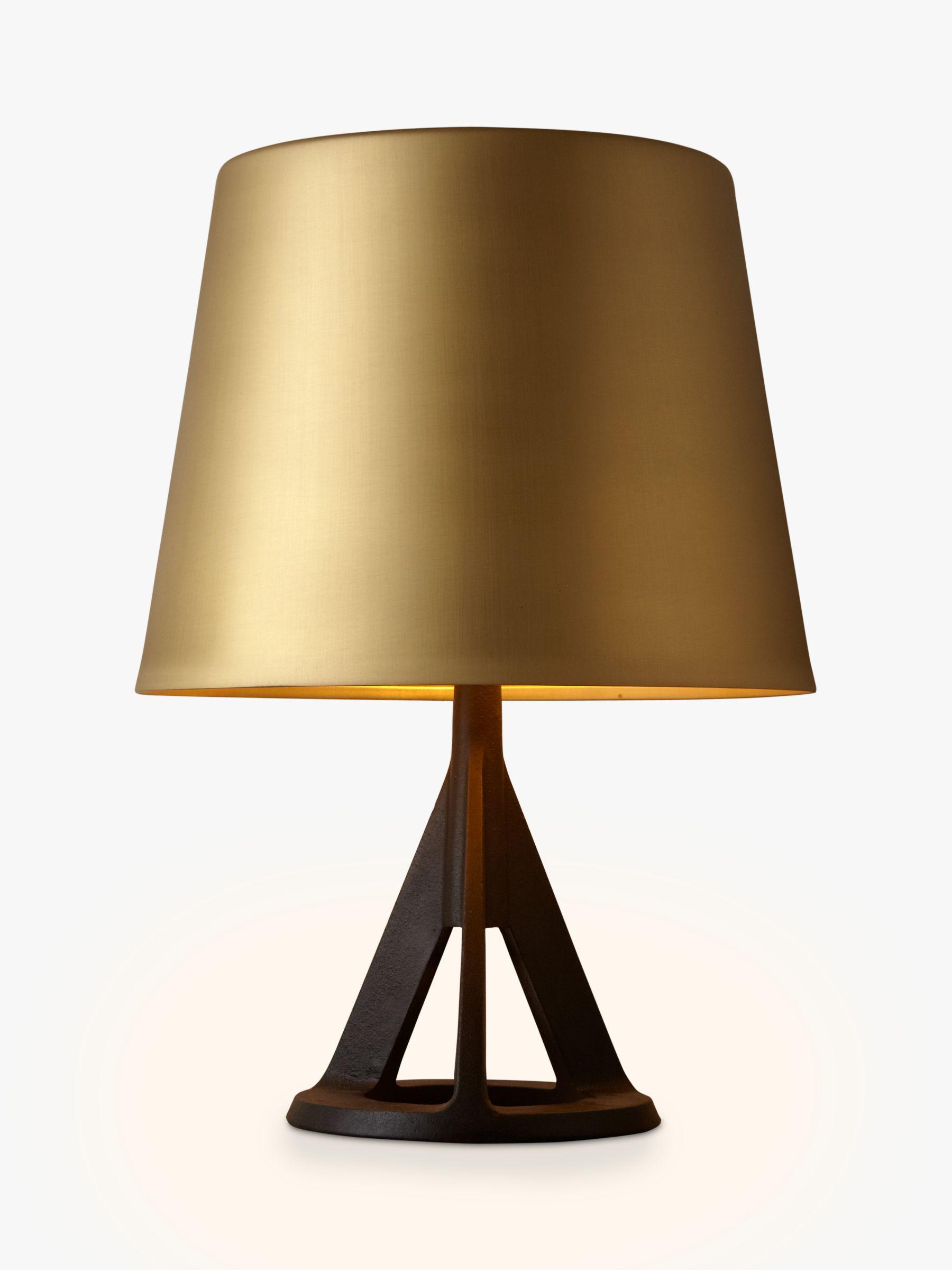 Tom Dixon Tom Dixon Base Table Lamp, Brass