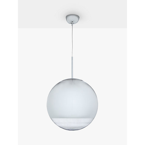 Buy Tom Dixon Mirror Ball Pendant Light, Large Online at johnlewis.com