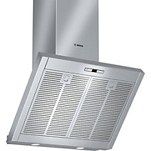 Buy Bosch DWK06E650B Chimney Cooker Hood, Brushed Steel Online at johnlewis.com