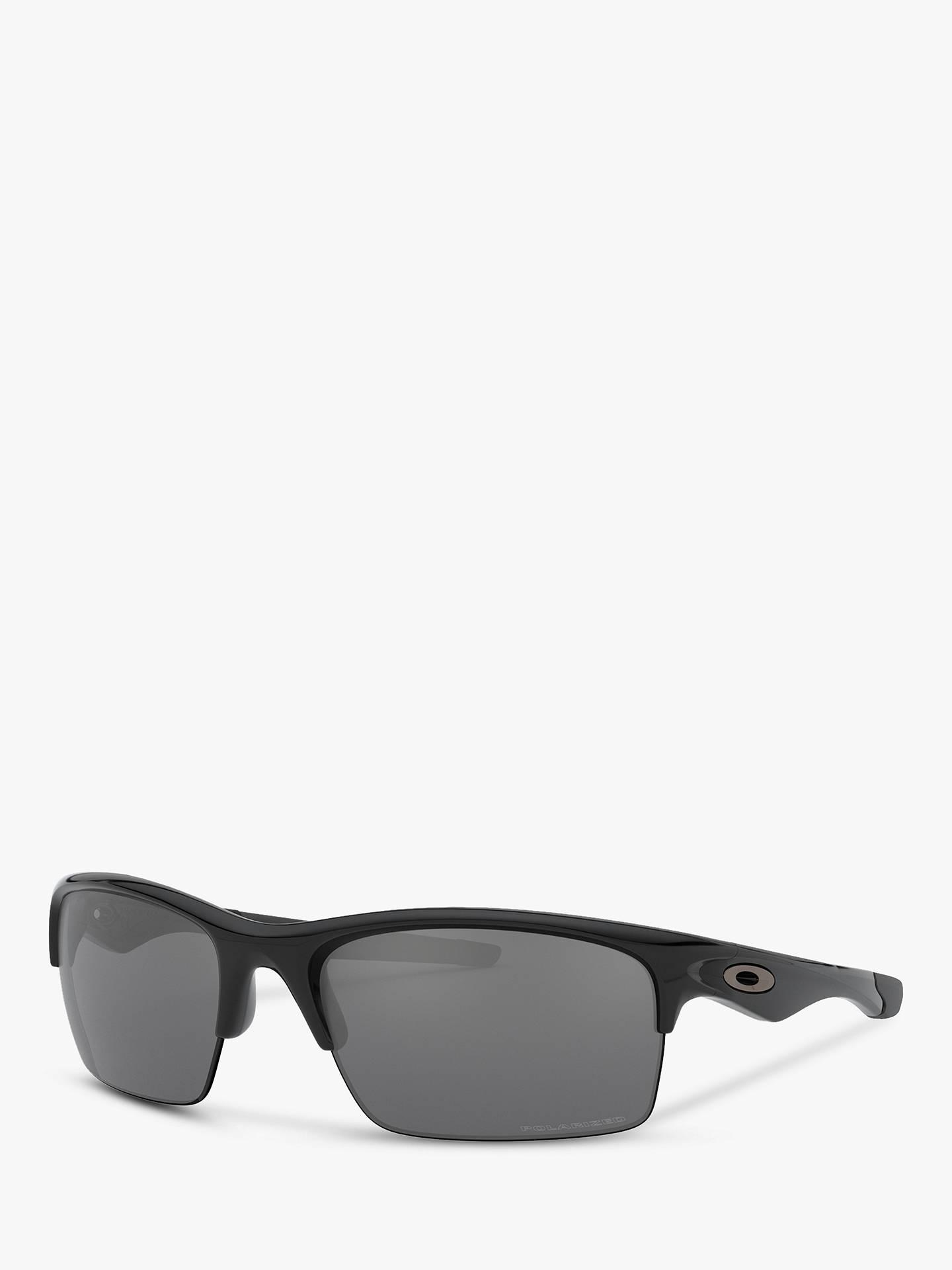53b8d6b9be Oakley OO9164 Bottle Rocket Polarised Rectangular Sunglasses at John ...