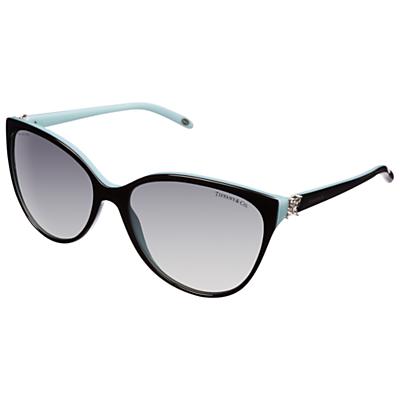 Tiffany & Co TF4089B Cat's Eye Sunglasses