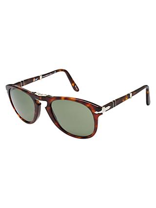 Persol PO0714 Suprema Folding Sunglasses, Havana