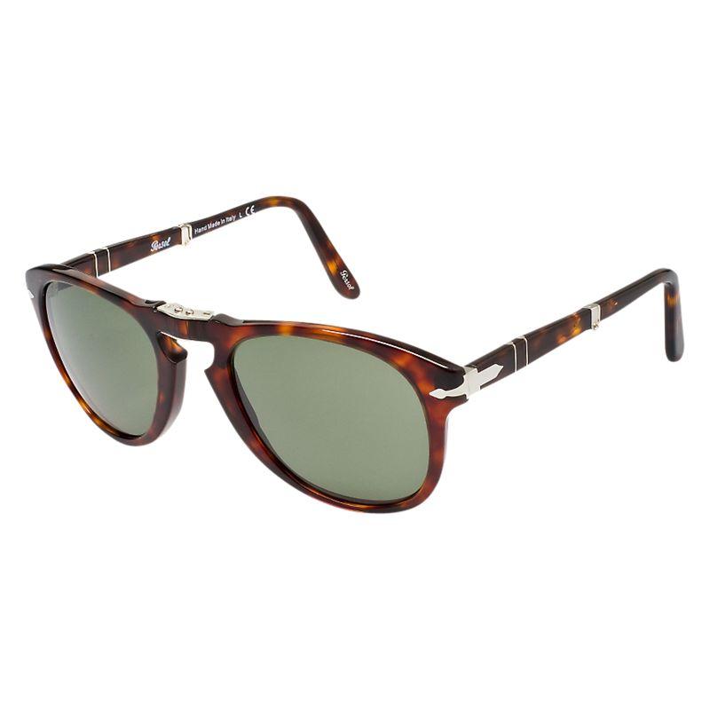 Persol Persol PO0714 Suprema Folding Sunglasses, Havana