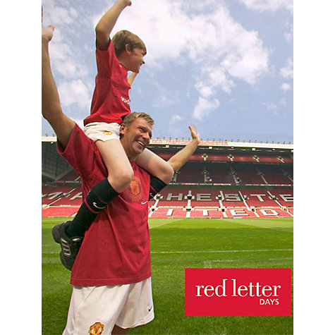 Buy Red Letter Days Tour of a Sports Stadium for 2 Online at johnlewis.com