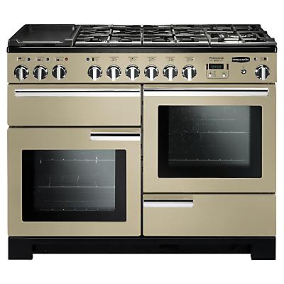Rangemaster Professional Deluxe 110 Dual Fuel Range Cooker