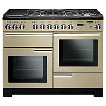 Buy Rangemaster Professional Deluxe 110 Dual Fuel Range Cooker Online at johnlewis.com