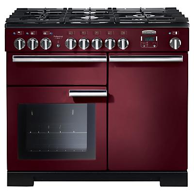 Image of Rangemaster Professional Deluxe 100 Dual Fuel Range Cooker
