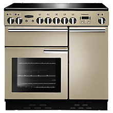 Buy Rangemaster Professional + 90 Induction Hob Range Cooker Online at johnlewis.com