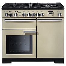Buy Rangemaster Professional Deluxe 100 Dual Fuel Range Cooker Online at johnlewis.com
