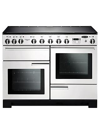 Rangemaster Professional Deluxe 110 Induction Hob Range Cooker