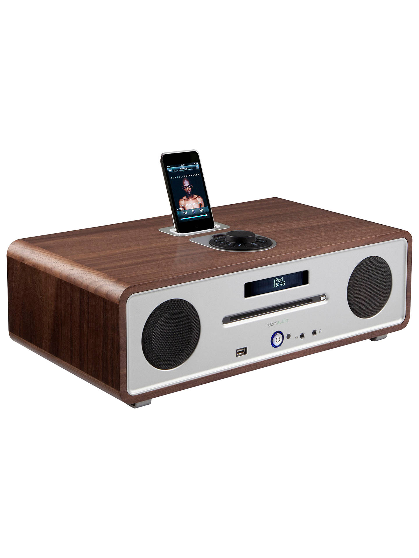 Ruark R4i DAB Audio iPod Integrated Music System, B Grade