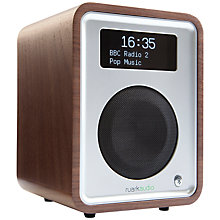 Buy Ruark R1 MK3 DAB Bluetooth Digital Radio Online at johnlewis.com