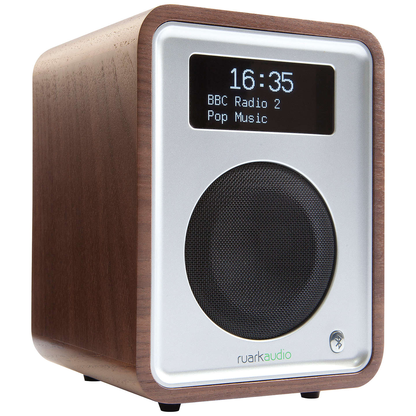 ruark r1 mk3 dab bluetooth digital radio at john lewis. Black Bedroom Furniture Sets. Home Design Ideas