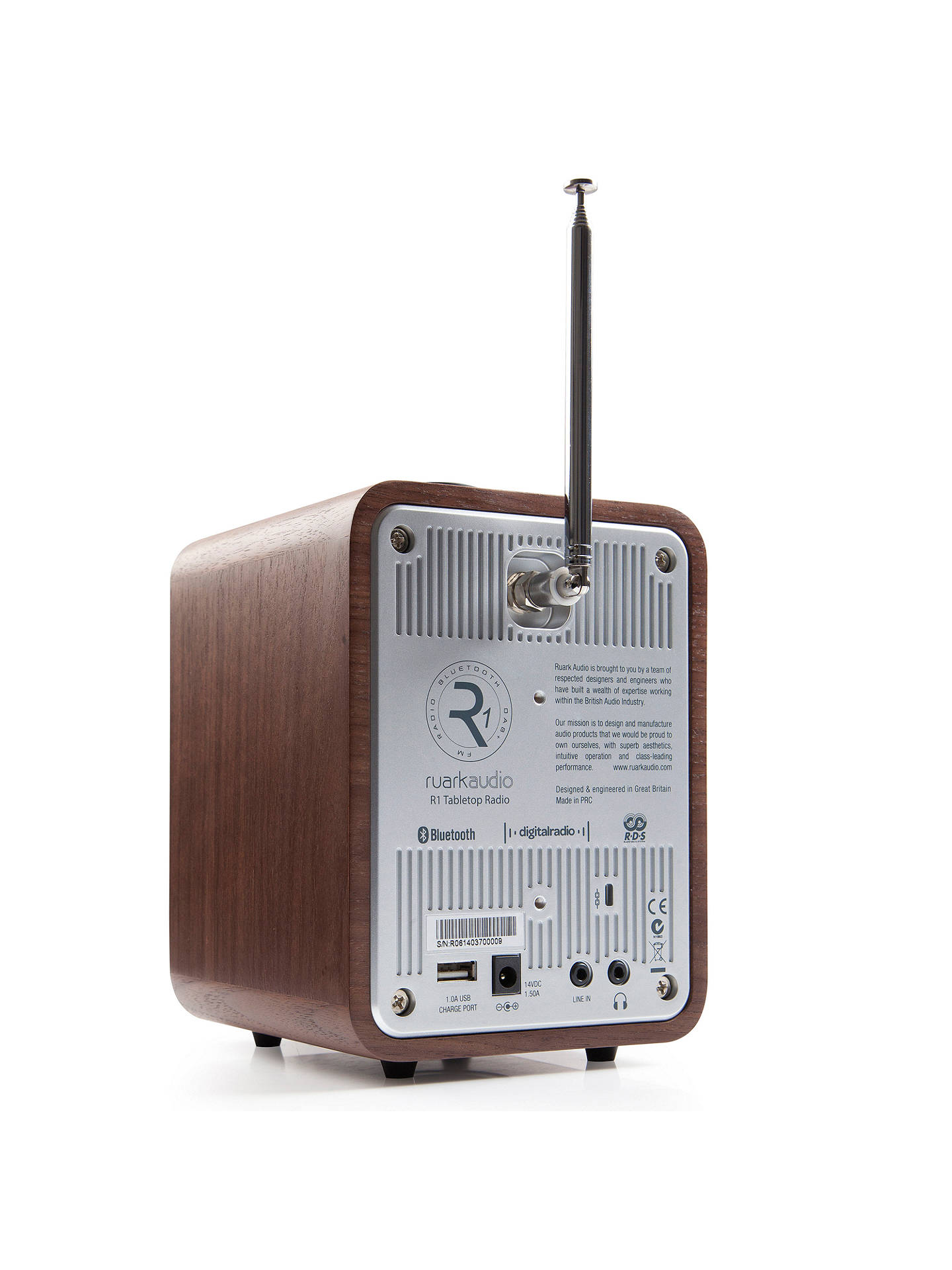 ruark r1 mk3 dab bluetooth digital radio at john lewis partners rh johnlewis com