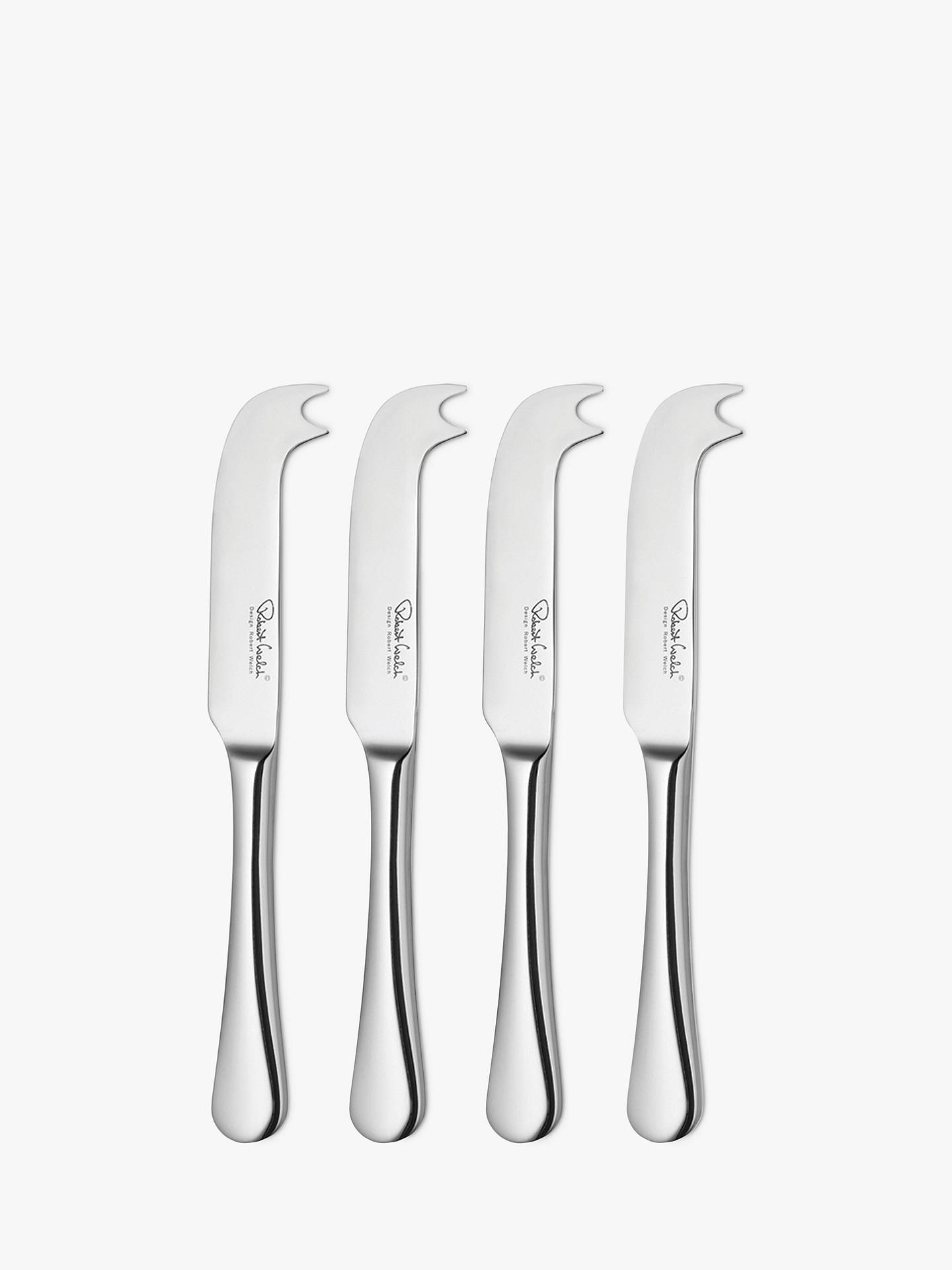 Buy Robert Welch Radford Small Cheese Knife Set, 4 Piece Online at johnlewis.com