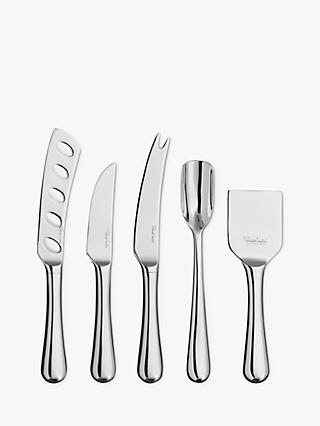 Robert Welch Cheese Knife Set, 5 Piece
