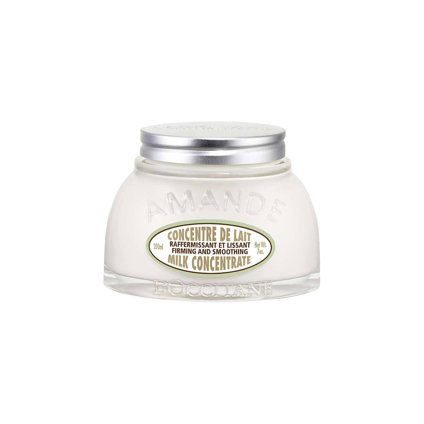 BuyL'Occitane Almond Milk Concentrate, 200ml Online at johnlewis.com